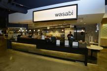 Wasabi @ Blue Wall
