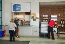 Quad Café at Marcus Hall
